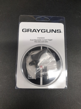 Grayguns P-Series P22xCT Dual Adjustable Curved Trigger