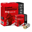 GECO Coated Competition Slug RED 28 100 St.